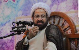 حجت الاسلام انصاری بحرینی